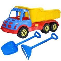 Camion pentru nisip, cu...