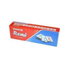 Joc Remi din plastic, 104...