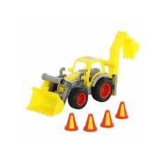 Excavator Cu Incarcator -...